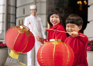 Nouvel An chinois Enfants