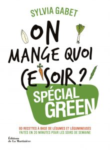 couv on mange quoi special green.indd