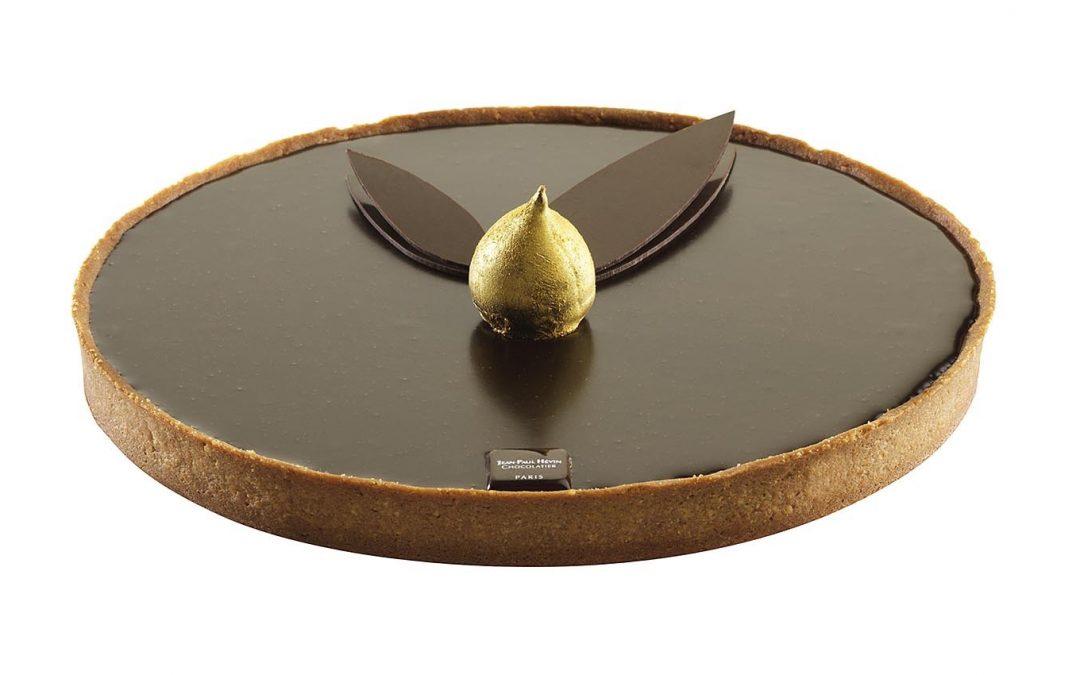 La tarte Rendez-Vous de J-P Hévin