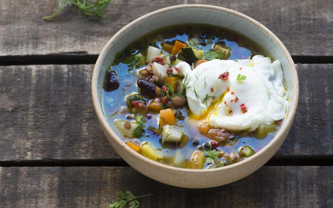 La soupe de Lila Djeddi