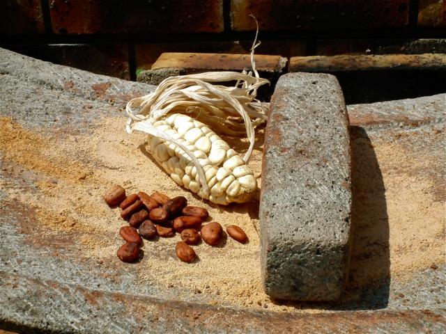 Lotte au cacao de Valentine Tibère