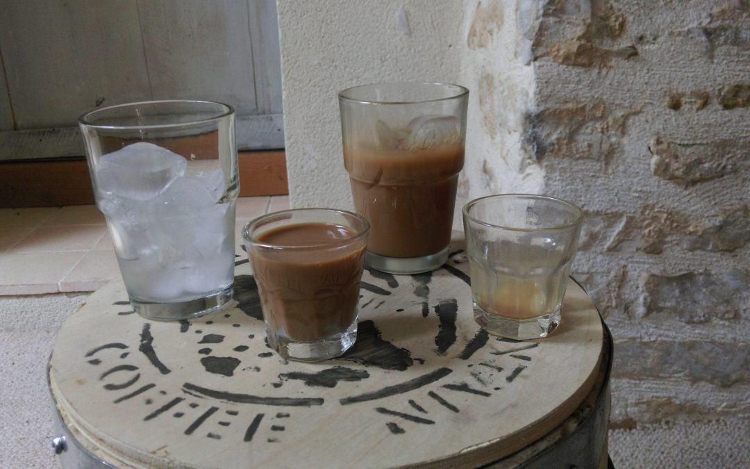 Café à la vietnamienne de Michel Caponio