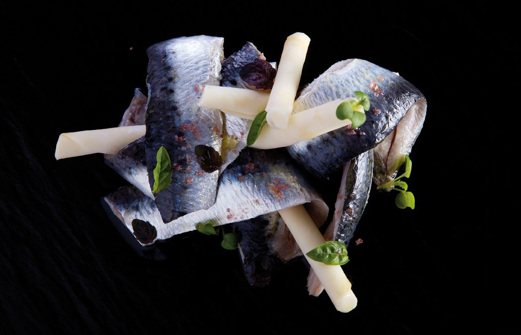 Chaos de sardines Sébastien Chambru