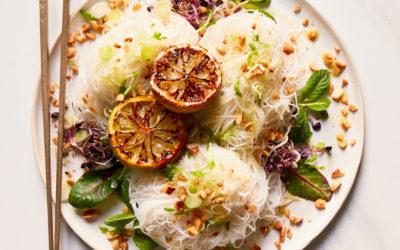 Les nouilles de riz détox de Zoé